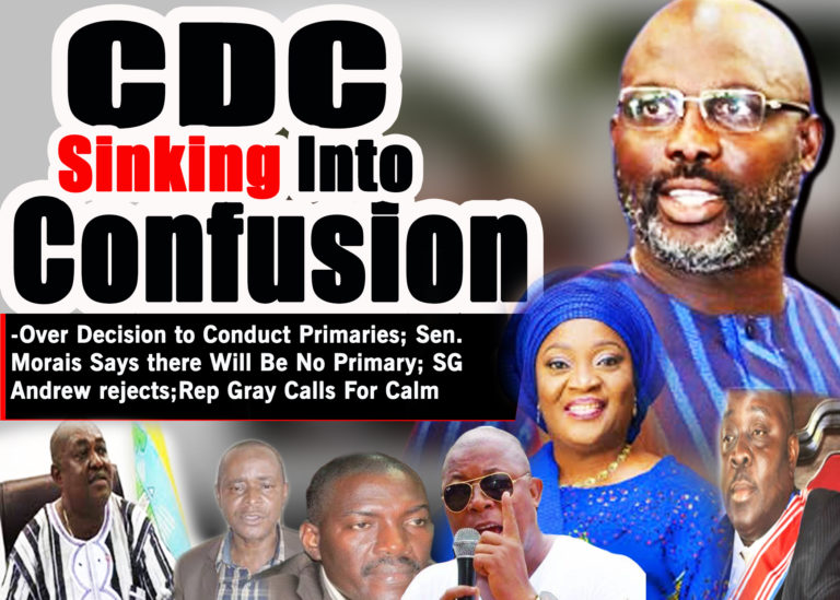 CDC Sinking Into Confusion