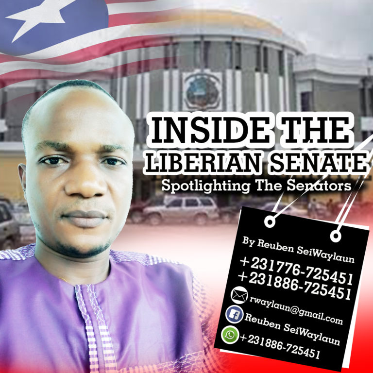 Inside The Liberian Senate: War Crimes Court: What's The Position of the Senators Now That You Going Back to Beg the Electorates Again? Did You Keep The Promise?