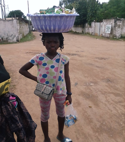 Caring For Poor Children in the of  Midst COVID-19